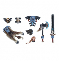 SPACE WOLVES UPGRADE PACK SWORDS, HEADS, TORSOS