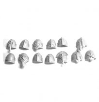 DARK ANGELS COMPANY VETERANS SQUAD SHOULDER PADS