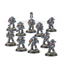 TACTICAL SPACE MARINES IN MKIII IRON POWER ARMOUR
