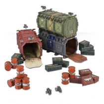 MUNITORUM ARMOURED CONTAINER