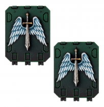 DARK ANGELS CHAPTER REPULSOR DOORS