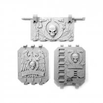 ULTRAMARINES LAND RAIDER DOORS