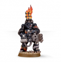 DAMNED LEGIONNAIRE WITH HEAVY FLAMER