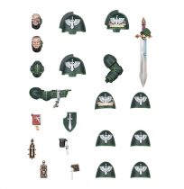 DARK ANGELS PRIMARIS UPGRADES