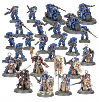 INDOMITUS PRIMARIS SPACE MARINES