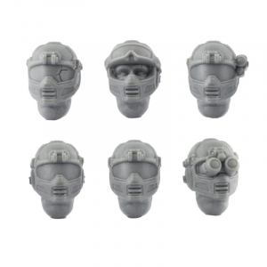 OPS CORE - FULL FACE HEADS