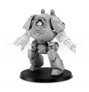 IMPERIAL FISTS CONTEMPTOR DREADNOUGHT