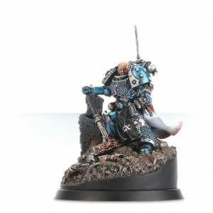 ARMILLUS DYNAT - HARROWMASTER OF THE ALPHA LEGION