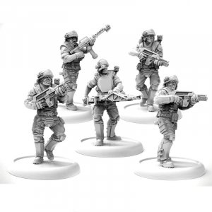 USCM MULTIPART MARINES